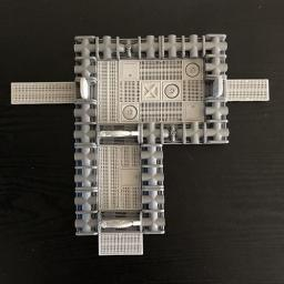 Pellentesque Starter Builder Airlock 3D game scenery set