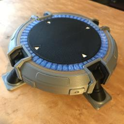 3D printed Fortnite inspired Jump / Launch Pad