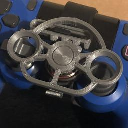 3D printed PS4 Steering wheel
