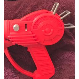 """3D Printed 15"""" Zombie Ray gun mk1 revisited"""