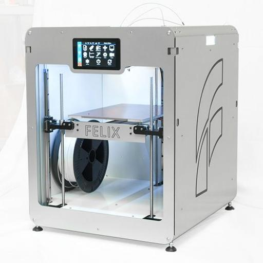 FELIX Pro L & XL 3D printers