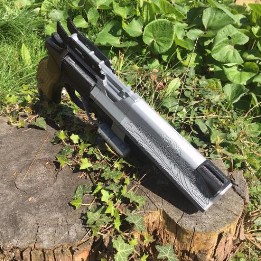 3D Printed Hawkmoon revisited