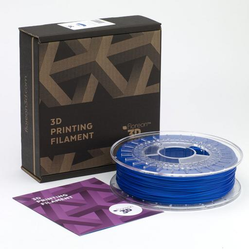 FLOREON 1.75MM BLUE PLA FILAMENT