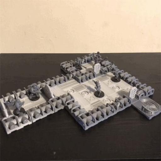 Pellentesque Advanced Builder 3D game scenery set