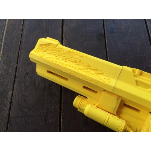 3D Printed Destiny Hawkmoon