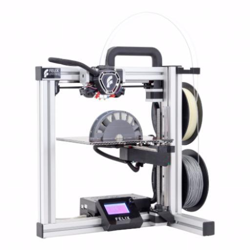 Felix Tec 4.1 Dual Extruder 3D printer