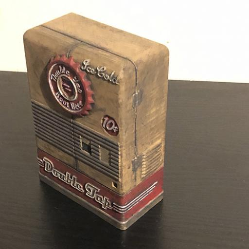 3D Printed Double Tap zombie perk machine